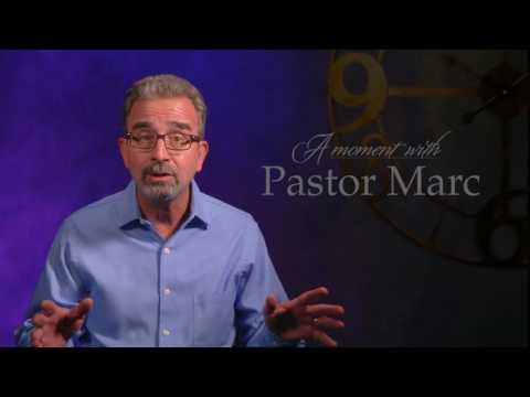 "A Moment with Pastor Marc #46<br /><strong>""Testing""</strong>"