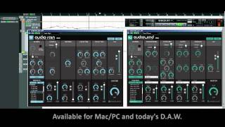 AudioWind & AudioRain Pro