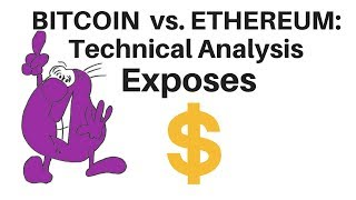 Bitcoin vs. Ethereum: Technical Analysis Exposes Stronger Currency