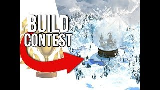 I Challenge YOU! To The Snow Globe BUILD CONTEST!