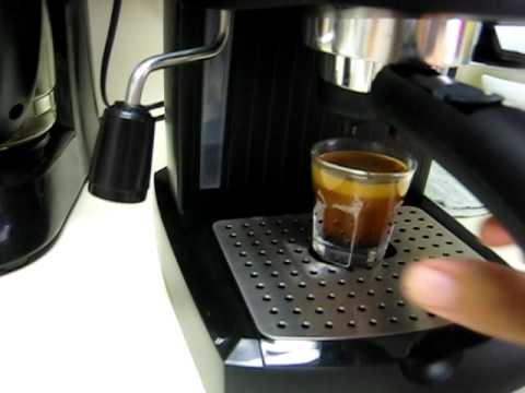 Delonghi EC 155 Espresso Machine