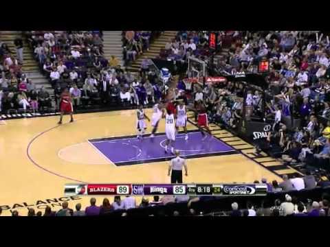 Portland Trail Blazers 103 – Sacramento Kings 104