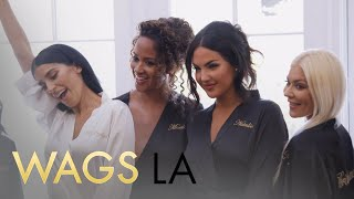 Video WAGS LA | Nicole Williams & Larry English's Pre-Wedding Rituals | E! MP3, 3GP, MP4, WEBM, AVI, FLV Maret 2018