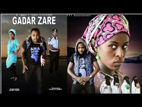 GADAR ZARE 1&2 LATEST HAUSA FILMS 2021 - with Adam a zango - Muryar Hausa Tv