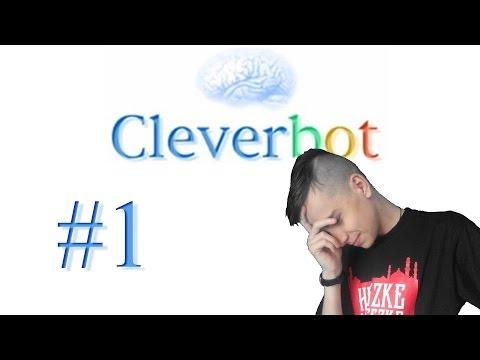 [ BOTY ] Cleverbot - Ucięte Cycki?! ;-; #1