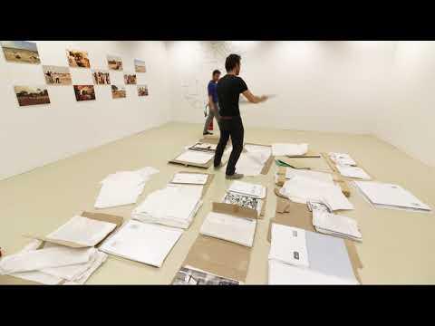 Derrière la scène : timelapse du montage de l'expo rétrospective 70 ans de la Croix-Rouge monégasque