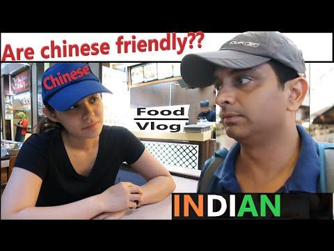 How Chinese girls treat Indian guy | Kuala Lumpur | Malaysia
