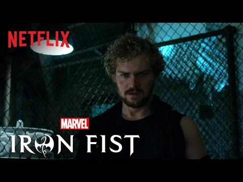 Marvel s Iron Fist Official Teaser Trailer