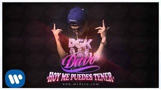 MC DAVO - ¨HOY ME PUEDES TENER¨