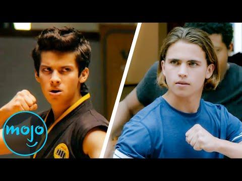 Top 10 Strongest Cobra Kai Fighters