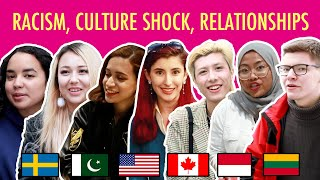 Video Living as a Foreigner In Korea (pt.1 - Racism, Culture Shock, Relationships) MP3, 3GP, MP4, WEBM, AVI, FLV April 2019