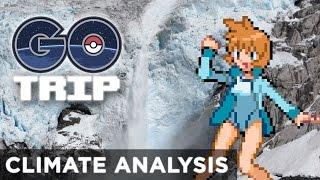Will climate affect biomes? | Pokemon GO Australia Field Test by GOtrip