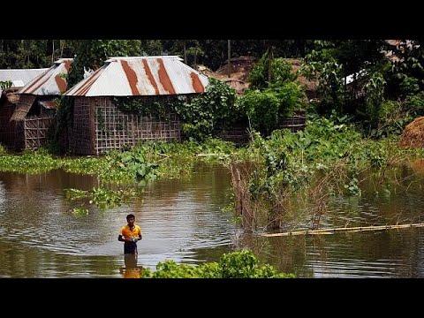 Βιβλική καταστροφή στη Νότια Ασία