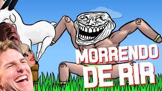 MORRENDO DE RIR!!! - MOUNT YOUR FRIENDS