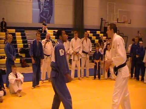 ilias iliadis teaches kumikata euan burton at www.pro-judo-camp.com