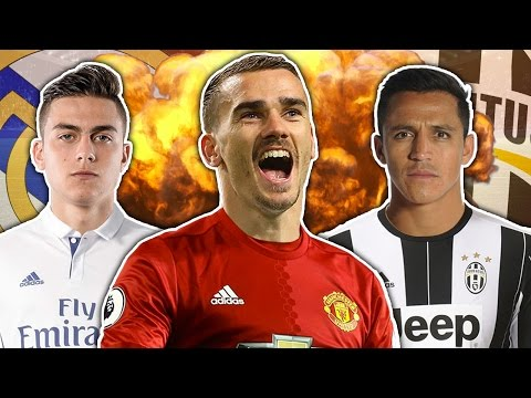 Video: The Biggest Transfer Of The Summer Will Be… | Feat. Andrew Henderson | #SundayVibes