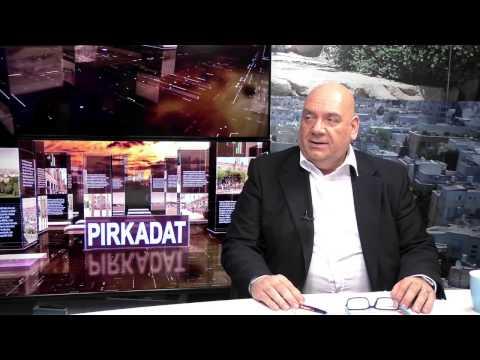 PIRKADAT: dr. Szakács László