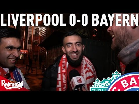 Liverpool V Bayern Munich 0-0 | Free-For-All Fan Cam