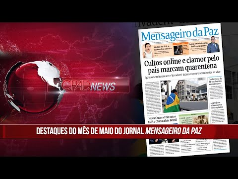 Boletim Semanal de Notícias - CPAD News 171