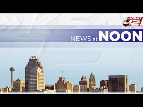 KSAT 12 News at Noon : Oct 20, 2020
