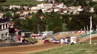 Igny France  City pictures : Championnat d'Europe Autocross Saint Igny de Vers