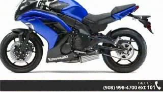 7. 2013 Kawasaki  Ninja 650 ABS- Major Reduction one left