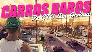 Download Lagu 5 VEÍCULOS RAROS MAIS FODAS DE GTA SAN ANDREAS Mp3