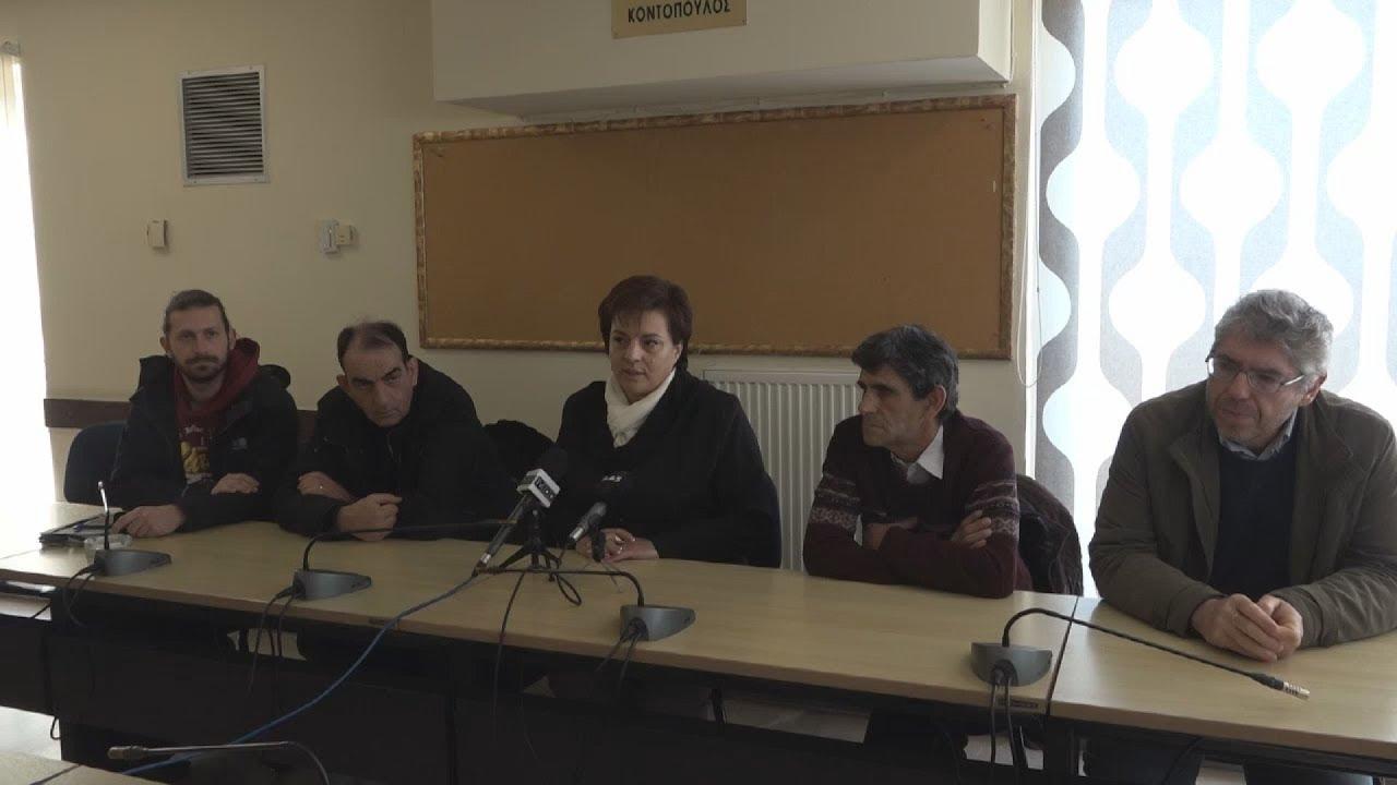 Συλλαλητήριο μπροστά στο Διεθνές Εκθεσιακό Κέντρο της ΔΕΘ, διοργανώνουν την 1η Φεβρουαρίου αγρότες