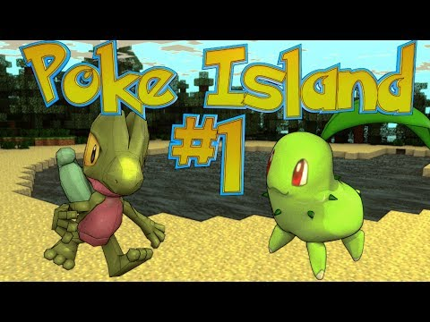 Island - Minecraft Minigame Server: http://www.Uberminecraft.com Subscribe TODAY: http://goo.gl/HUkXxf Download PokePack: http://voidswrath.com/ LittleLizardGaming: h...