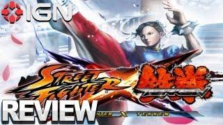 8. Street Fighter X Tekken - Video Review