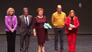 Gala 'Mujeres en Pie', con motivo del Día Internacional de la Mujer 2017