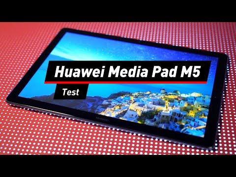 Huawei Media Pad M5 im Test: Tolles Tablet mit viel ...