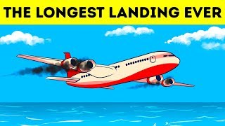 Video A Plane Lost Both Engines Over the Ocean So Pilots Had No Other Choice MP3, 3GP, MP4, WEBM, AVI, FLV Juni 2019