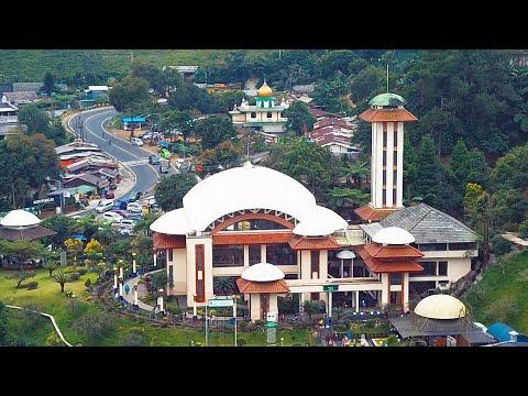 Adzan Merdu | Masjid Atta'awun Puncak Bogor |