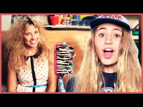 Terry the Tomboy - Hairbrush for Hair w/ Lia Marie Johnson and Gracie Dzienny