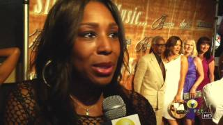 It's a 'Different World' now for actress/singer Dawn Lewis - YouTube