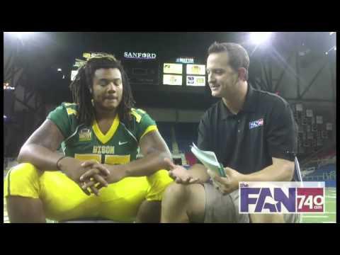 Billy Turner Interview 8/10/2012 video.