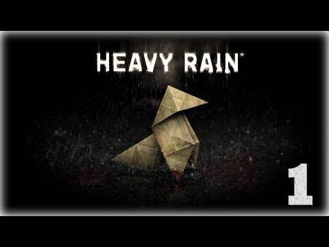 Heavy Rain. Серия 1 - Счастливая семья.