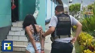Un delincuente cambió de género para evitar que las autoridades dieran con él