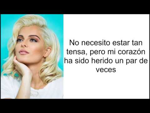 Video Bebe Rexha w/ Florida Georgia Line - Meant To Be (Letra en español) download in MP3, 3GP, MP4, WEBM, AVI, FLV January 2017