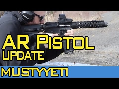 mustyyeti - Here is a quick update video of my AR Pistol build. Unfortunately the parts I purchased didn't work to fix the problem. I tried installing the Wolff over pow...