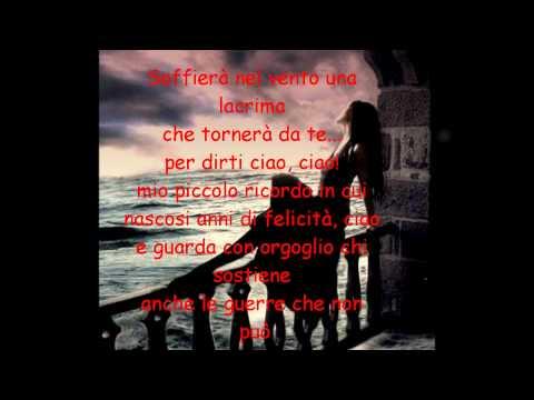 , title : 'Tizian Ferro  -Per Dirti Ciao  con Testo'