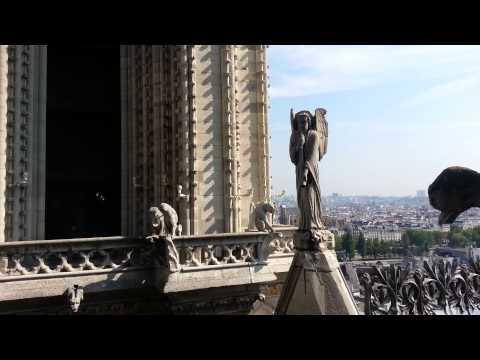 Cathedral of Notre Dame de Paris, first floor