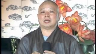 LUẬT NGHI PHẬT TỬ TG 6 - TT THÍCH LỆ TRANG thuyết giảng ngày 15.07.2012 (MS ̣94/2012)
