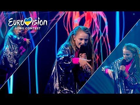 INGRET – Save My Planet – Национальный отбор на Евровидение-2018. Второй полуфинал (видео)