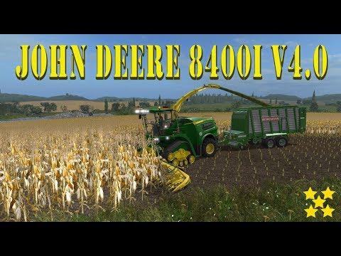 John Deere 8400i v4.0