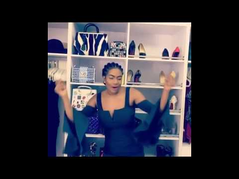 Chika Ike Dances To Olowogbogboro After Successful Harvard Admission