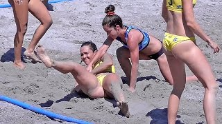 Video Beach Handball Girls Top 10 Fight Moments MP3, 3GP, MP4, WEBM, AVI, FLV Oktober 2017