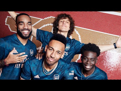 New 2020/21 adidas x Arsenal third jersey available now! | This is Arsenal