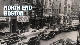 Boston History Project: Boston's North End with Anthony Sammarco